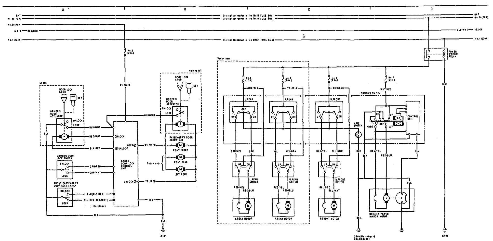 Diagram 1991 Acura Integra Wiring Diagram Full Version Hd Quality Wiring Diagram Msdiagram Discountdellapiastrella It