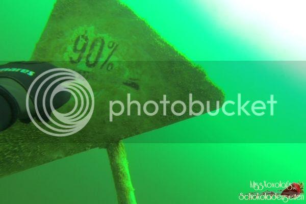 90% Gefälle im Neufelder See