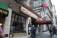 Sears' Fine Food, San Francisco