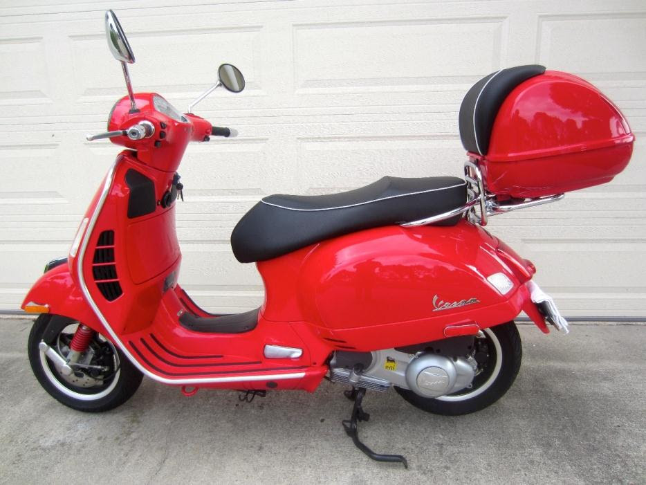 Vespa Gts 300 Motorcycles For Sale