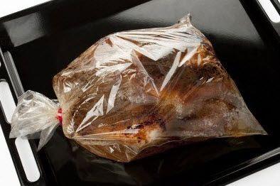 Pollo en Bolsa: receta fácil y práctica
