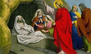 JESUS CHOROU! na morte de Lázaro