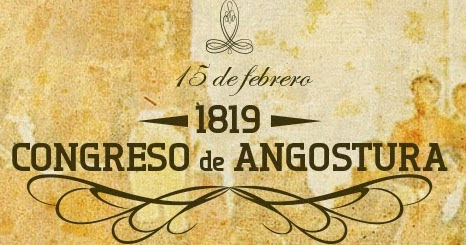 Resultado de imagen para DISCURSO DE ANGOSTURA DOCUMENTO
