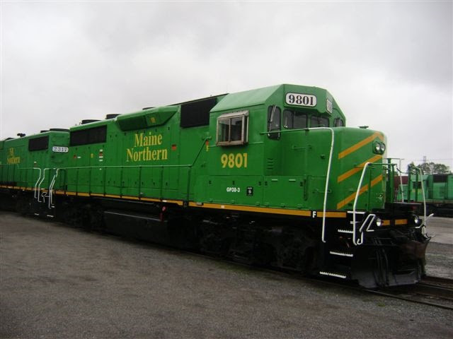 Maine Northern 9801