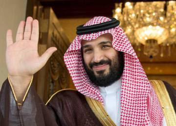 El rey de Arabia Saudí nombra heredero a su hijo Mohamed