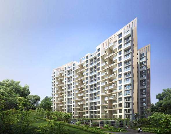 Amit's GAIA Pancard Club Baner Pune 411 045 -  Front Elevation