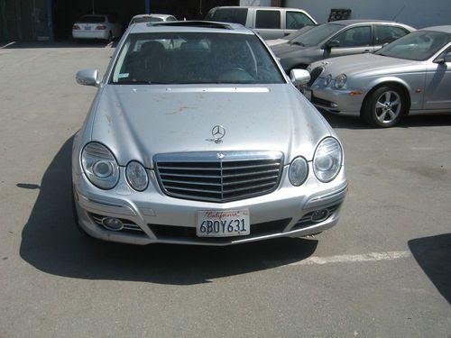 Sell used 2008 Mercedes-Benz E350 Base Sedan 4-Door 3.5L ...