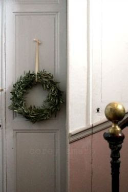 (via * Tongue in Cheek * - French Antique Christmas Decor)