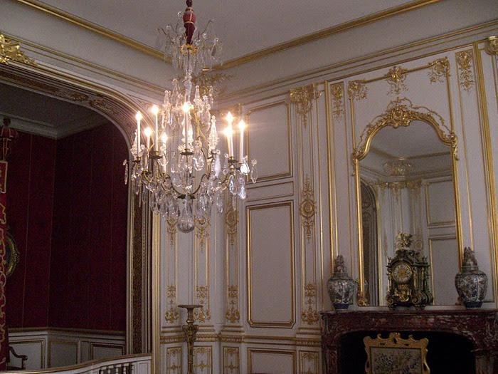 Замок Шамбор – королевский каприз 82612