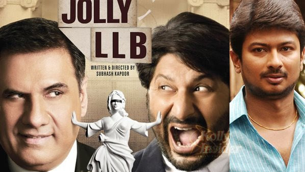 Udhayanidhi opts for 'Jolly LLB' Tamil Remake