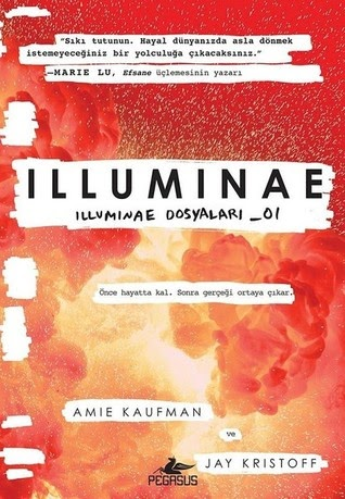 Kitap Yorumu: Illuminae   Amie Kaufman, Jay Kristoff