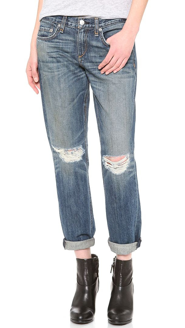Rag and Bone/JEAN The Boyfriend Jeans
