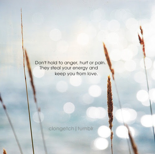 Dont Hold To Anger Hurt Or Pain They Steal Your Energy And Keep