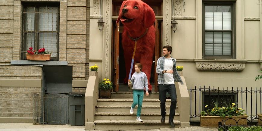 Clifford the Big Red Dog (2021) Stream