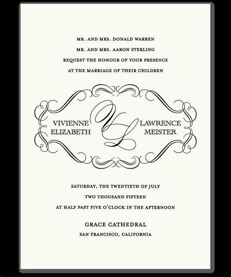 Christian Wedding Invitation Verses   Wedding Invitations