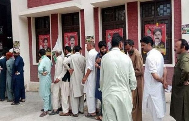 AJK Elections: PTI worker shot dead, two injured in violent incidents during polls | Daily Pakistan