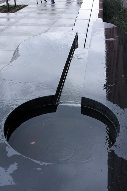 rain, vera katz park