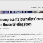 The Real Hoax: Reporter Caught on Tape