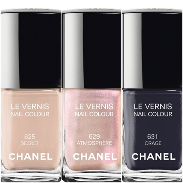 Chanel Le Vernis Fall 2014