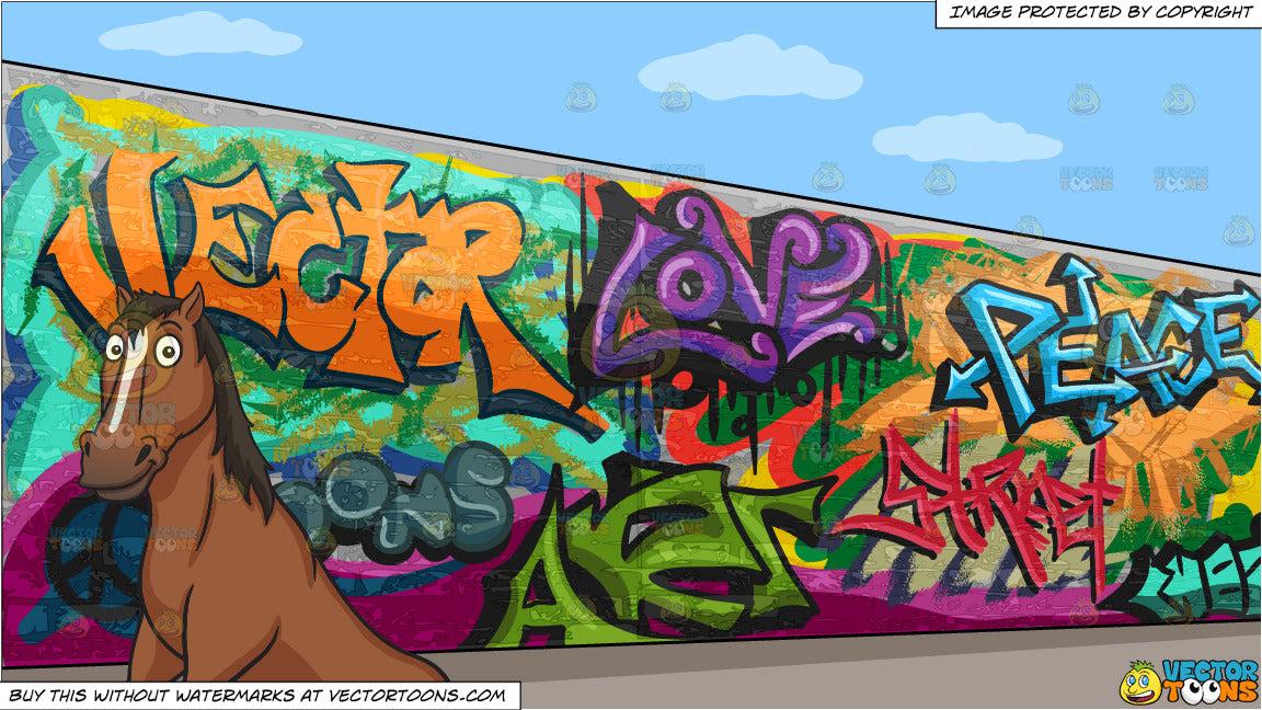 67 foto graffiti a nice terbaik