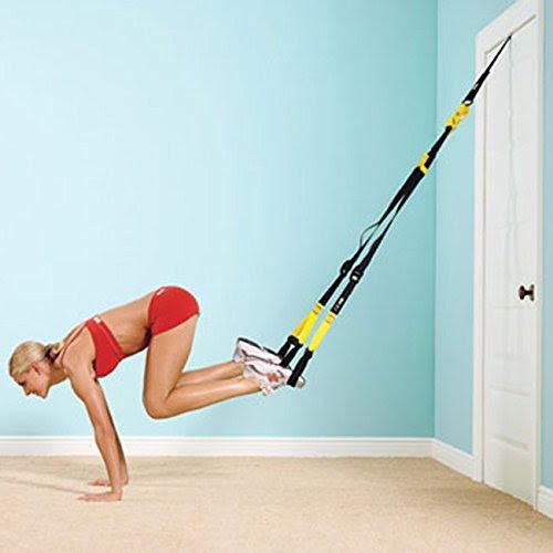 Saflyse Expander Aerobic Suspension TRAINER-A professional Training Loop Sling Trainer