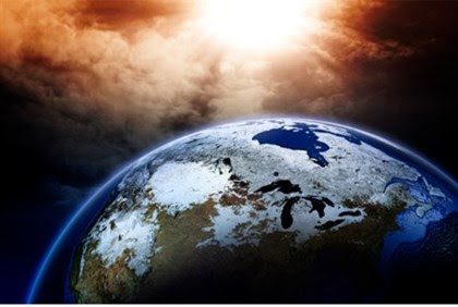The earth revolves around the sun, or vice versa?