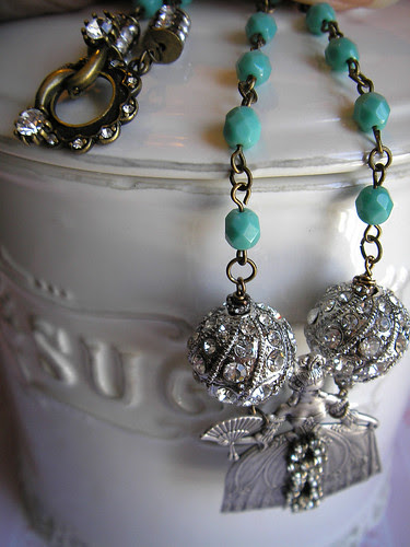 The Baroque Waltz Necklace! 2