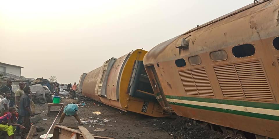 Lagos Train accident
