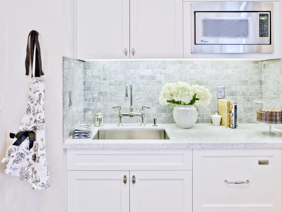 Pictures of Kitchen Backsplash Ideas From HGTV   HGTV