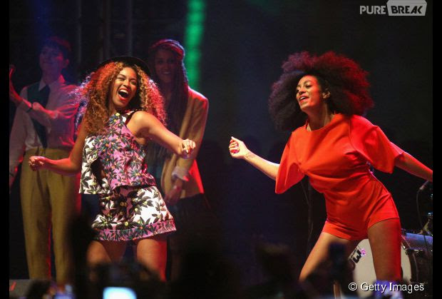 Beyoncé e Solange Knowles dominam o mundo da música!