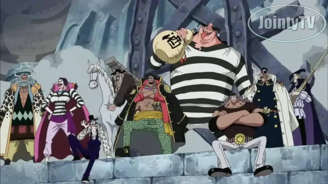 One Piece Blackbeard Take Whitebeard S Power Blog Images