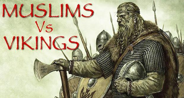 muslims v vikings