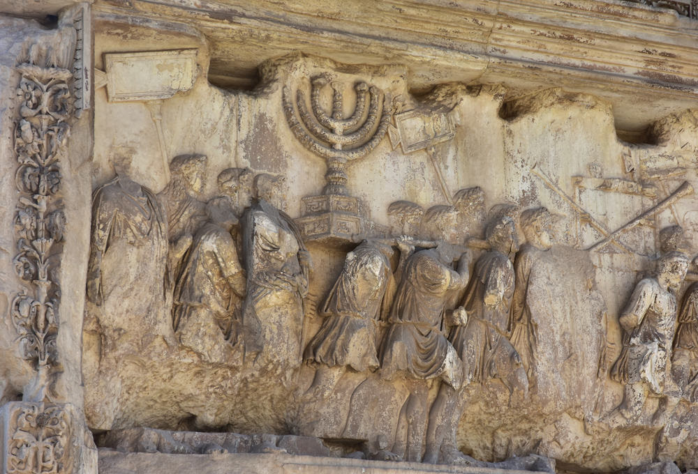 Αποτέλεσμα εικόνας για arch of titus