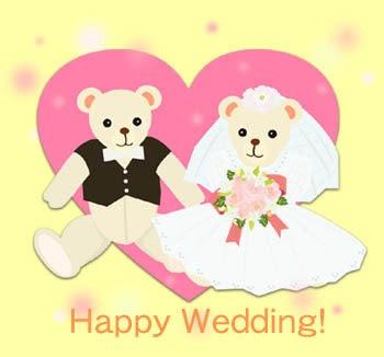 婚約 おめでとう 英語