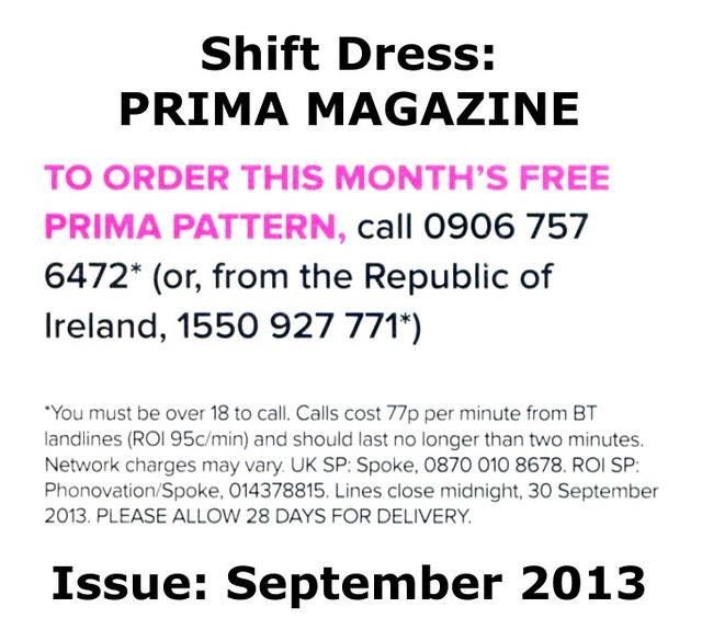 Prima Magazine - Pattern, September 2013 (03)