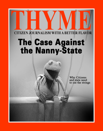 THYME, Volume I, Issue XIII