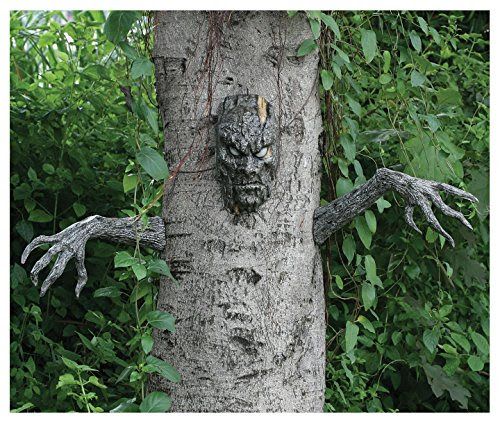 Seasons Spooky Living Tree Halloween Decoration