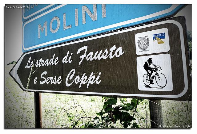 le strade di Fausto Coppi