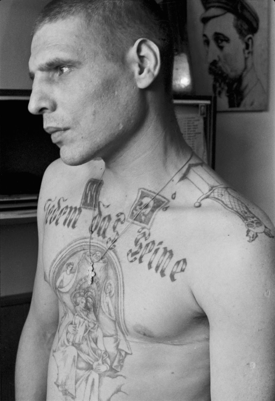 Decoding The Hidden Meaning Behind Russian Prison Tattoos Photos