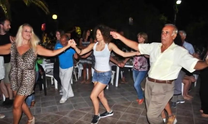 Πολύς κόσμος, κέφι και γίδα βραστή στο Πανηγύρι στα Ζερβάτα(εικόνες)