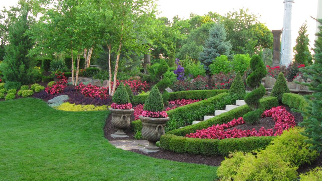 Emerald Landscaping Corporation Landscape Construction And