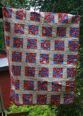 Colton's quilt