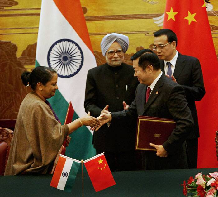 India China Between 12 Agreements Has Signed Dailynewsinworld