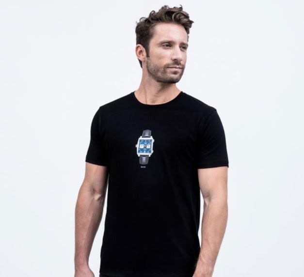 Wear the time : des t-shirts très horlogers