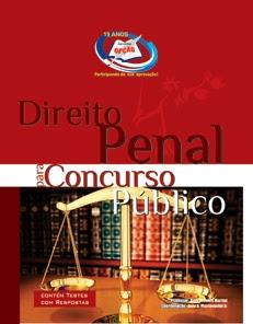 baixar Apostila DIREITO PENAL gratis PDF.