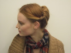 My Vote for Prettiest Hairstyle at NYFW: This Modern Twist