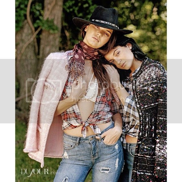 Kendall and Kylie Jenner in DuJour Magazine (Again) photo 10584540_368137686667093_1764967734_n_zps5394667f.jpg
