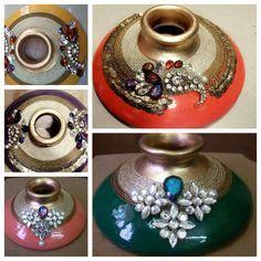 kalash decoration for wedding   Google Search   Wedding