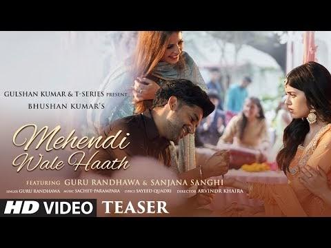 Mehendi Wale Haath Teaser ► Guru Randhawa   Sachet-Parampara   Bhushan Kumar   14 January 2021