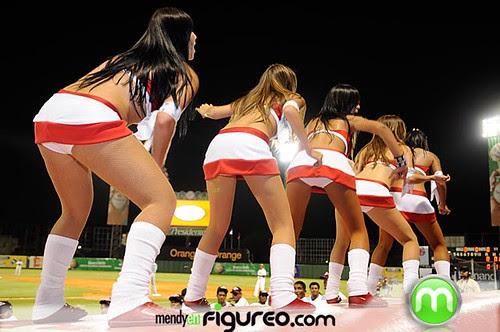 Sexy Modelos Venezolanas, de los Leones del Escogido4 por mendyenfigureo.